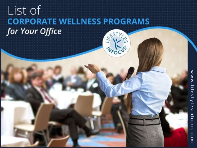 the importance of wellness Physical and mental fitness play very important roles in the importance of physical fitness you can keep your self well by follow corporate wellness.