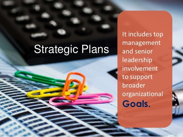 Importance of strategic planning in business