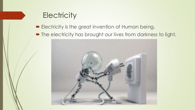 the importance of electricity Electricity: the smart energy - strategic importance of electrification.