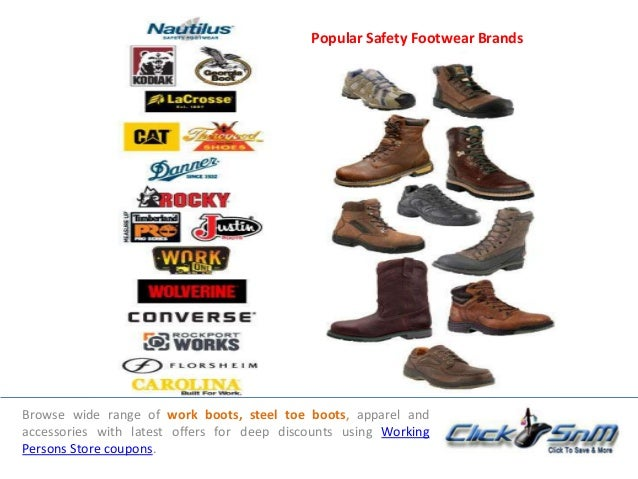 Brands Of Work Boots - Boot Hto