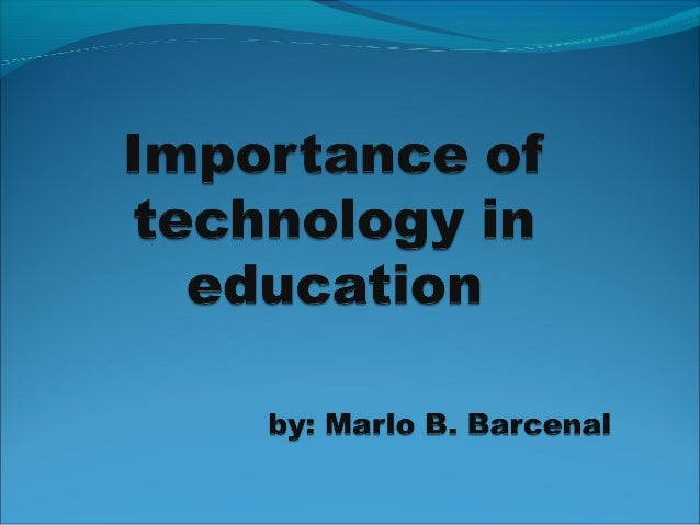 technology is important essay (wireless technology advisor)  blue tooth technology is also a low power and short range technology  information technology has become an important part of most businesses information technology is a system used to control, manage, process and create information though.