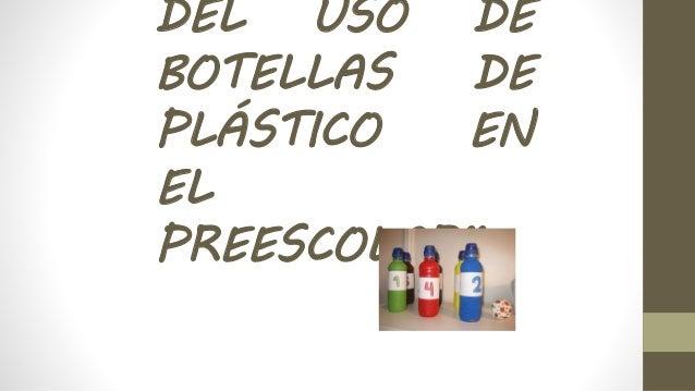 final de las botellas: