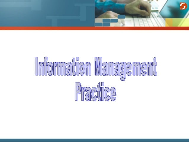 An Overview Consulting Practice