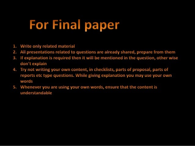 Imp parts for final paper   sep 2012 - jan 2013