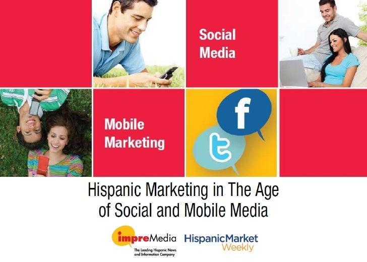 Impremedia Social Media And Mobile Insights