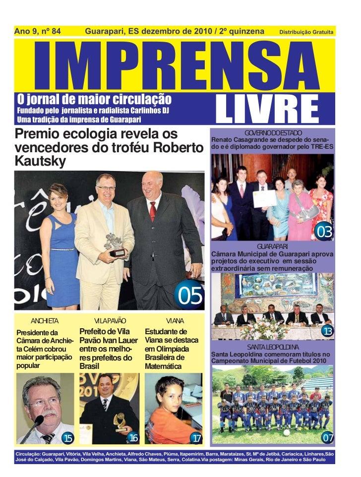 Premio ecologia revela os                                              GOVERNO DO ESTADO                                  ...