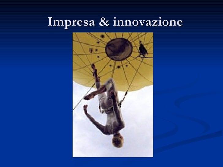 Impresa & Innovazione