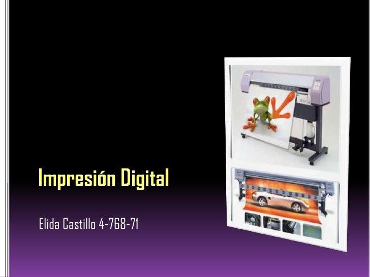 Elida Castillo 4-768-71