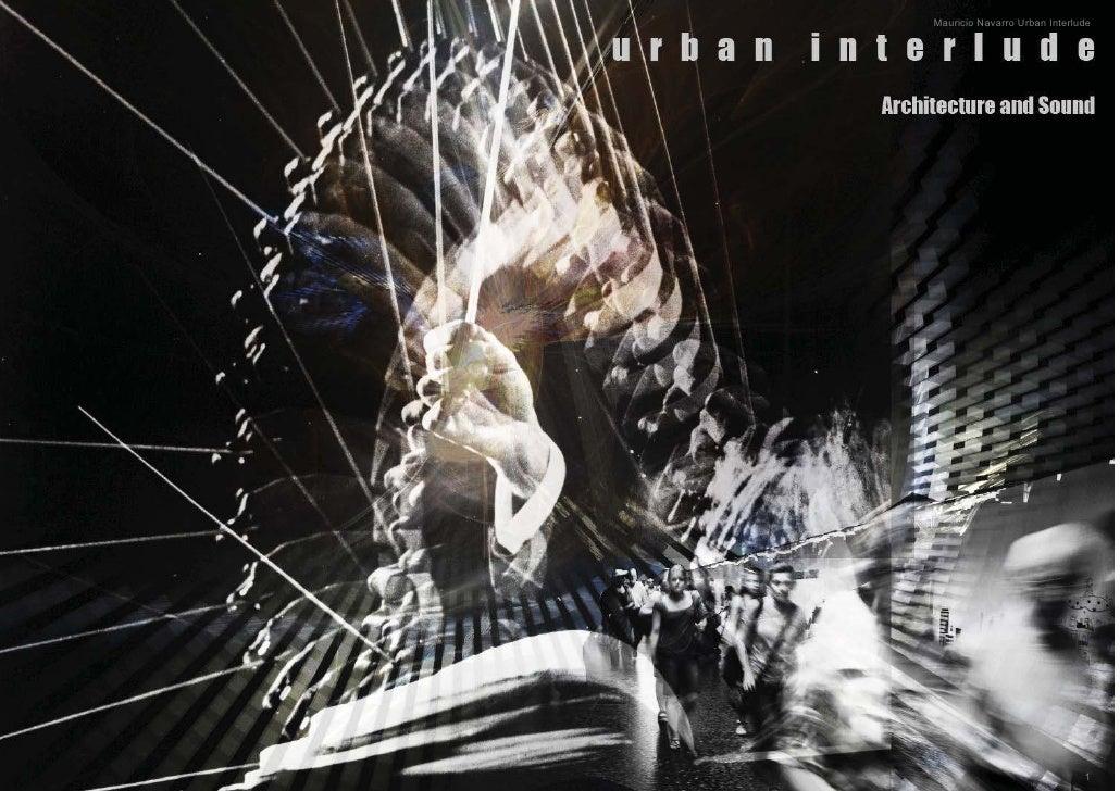 Mauricio Navarro Urban Interlude                                   1