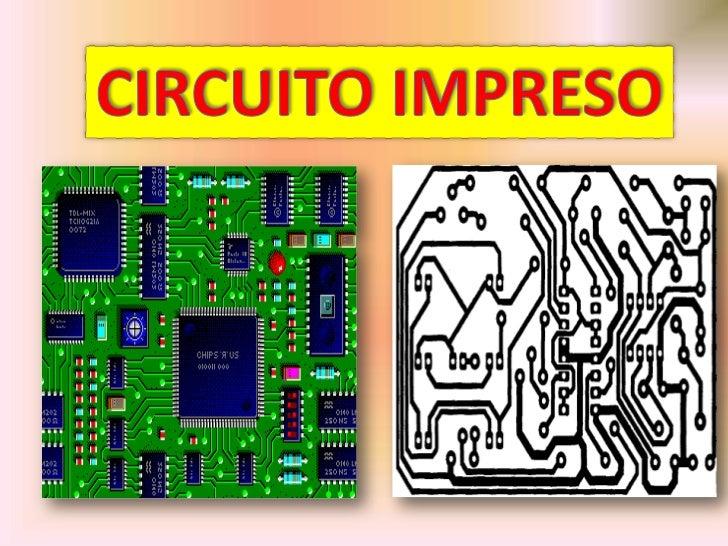 CIRCUITO IMPRESO<br />