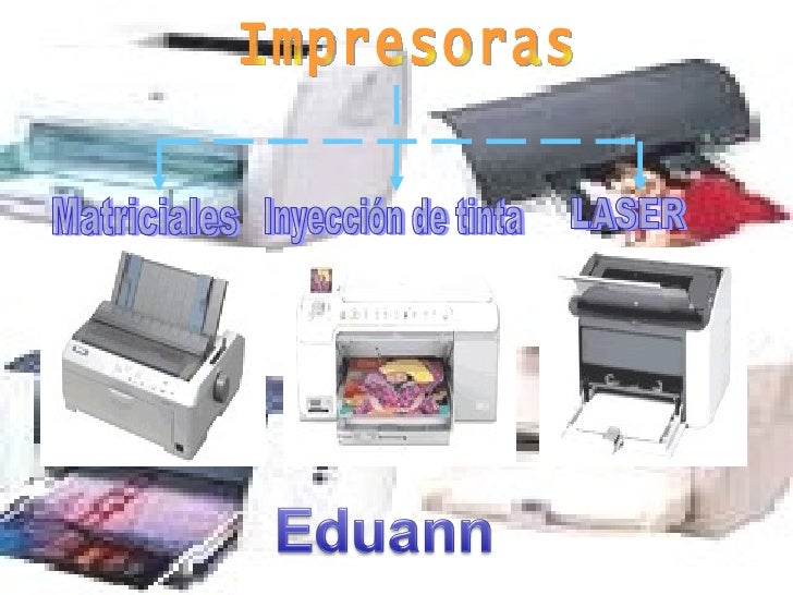 Impresoras M T I