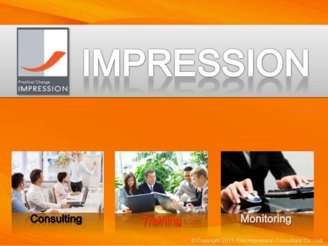 Impression company profile