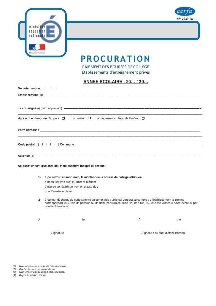 Modele procuration en espagnol document online - Suivi commande vente privee ...