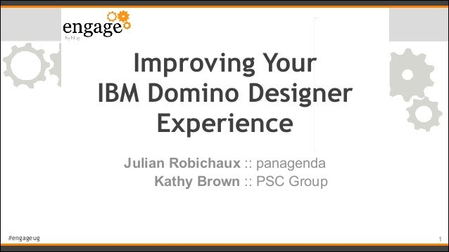 #engageug Improving Your 