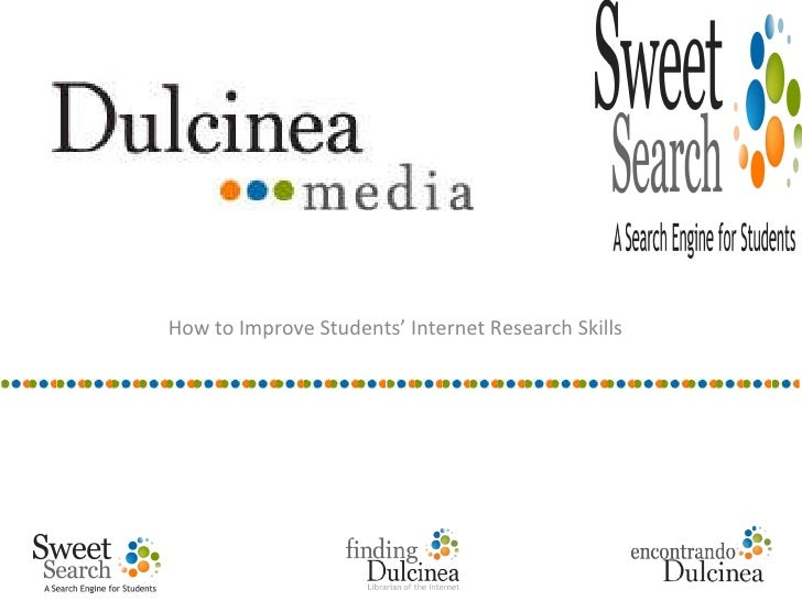 How to Improve Students' Internet Research Skills