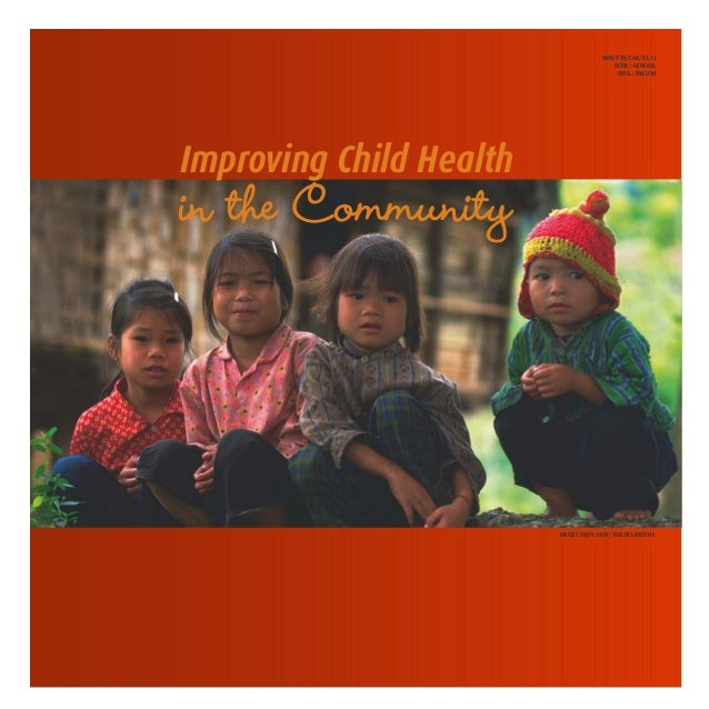 Improving child health in the community