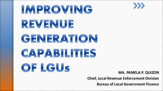 strategies for improving revenue collection in local authorities in kenya Local government tax mobilization and  the local authorities were partially  from the federation to which centrally collectable revenues are paid local.