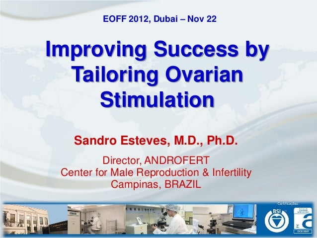 Improving Success by Tailoring Ovarian Stimulation