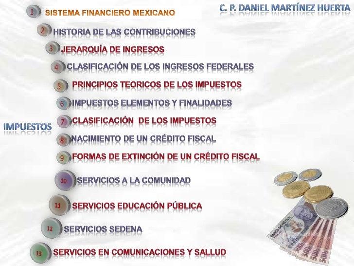 impuestos en mexico: