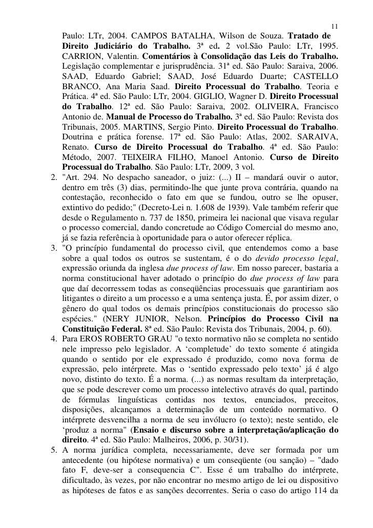 Artigo 302 cpc