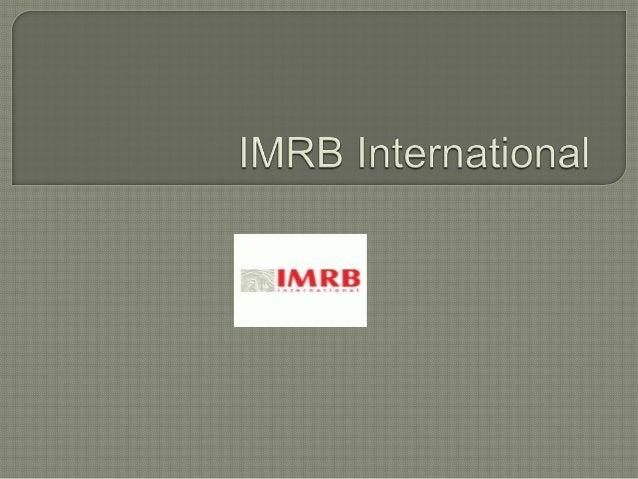  Established: 1970  Headquarters: Mumbai, India  Member of Kantar Group  Type: Subsidiary Company  Founder: Hindustan...