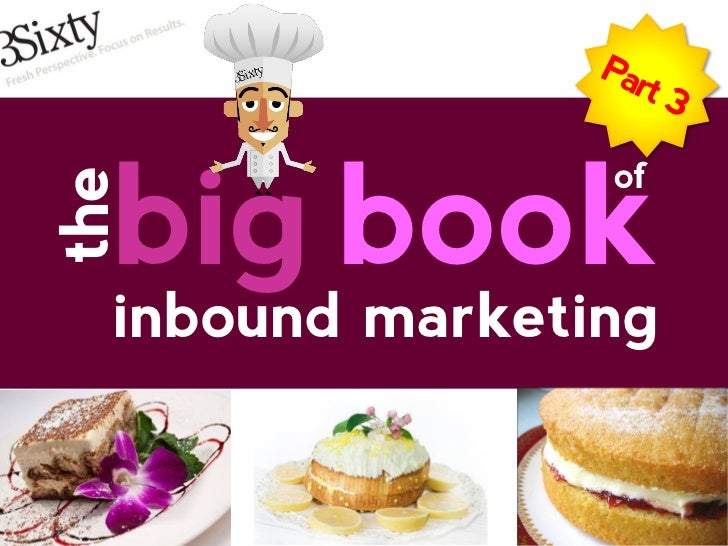 big book                 ofthe  inbound marketing