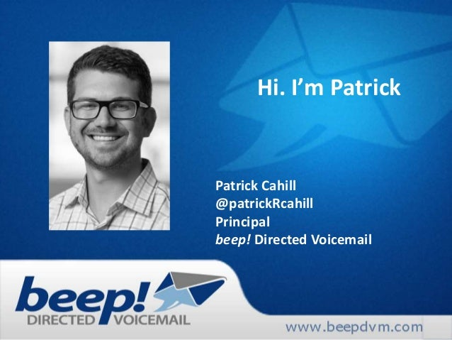 Inbound Marketing Summit - How to Make Content Leads, Sales Leads - Patrick Cahill