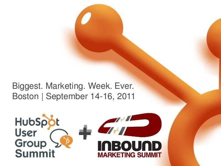 Biggest Marketing Event Ever - IMS & HUGS