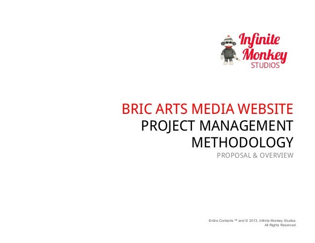 Entire Contents ™ and © 2013, Infinite Monkey Studios. All Rights Reserved. BRIC ARTS MEDIA WEBSITE PROJECT MANAGEMENT MET...