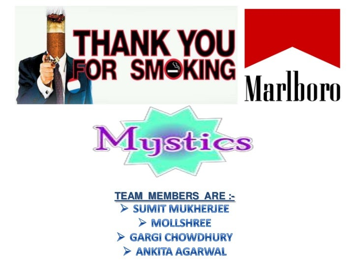 THANK YOU FOR SMOKING....by sumit mukherjee