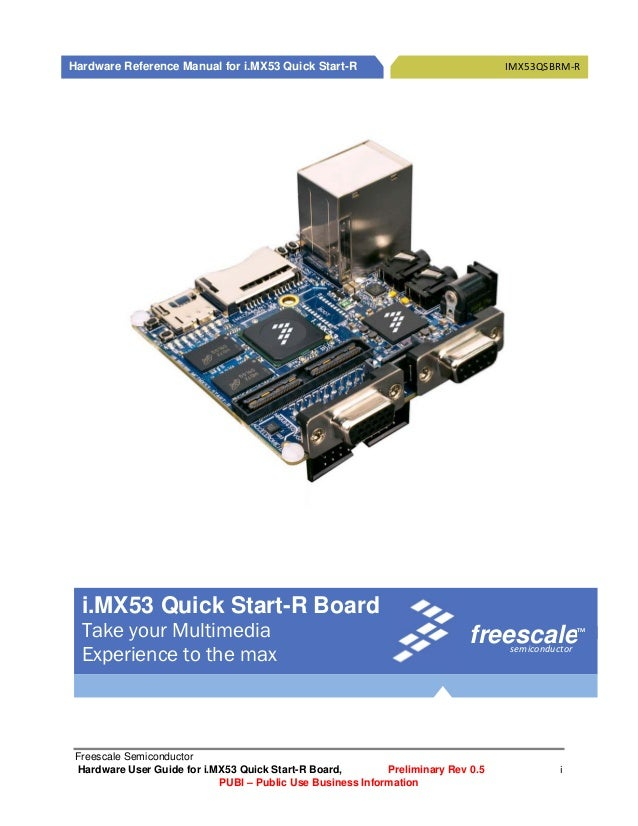 FreeScale IMX53