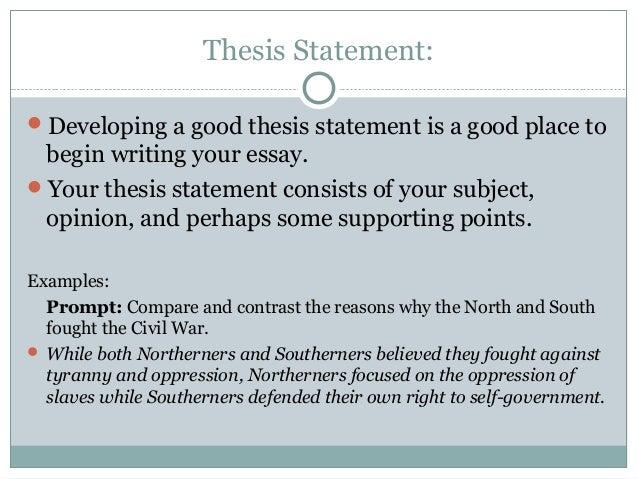 How To Write A Drama Essay