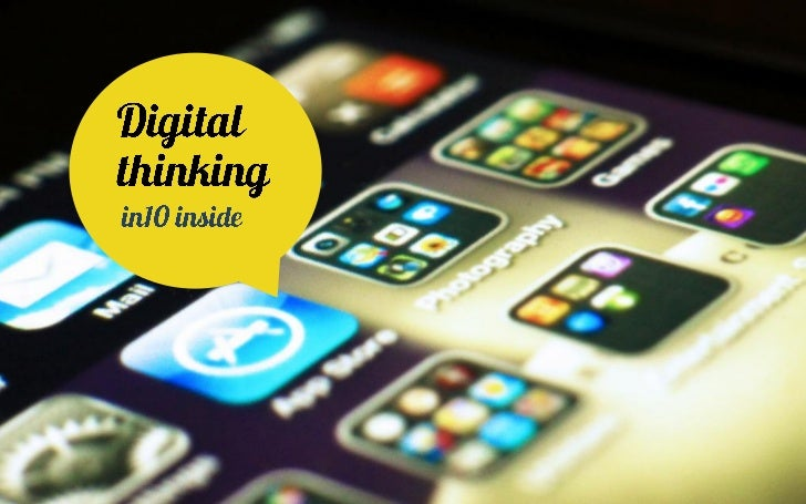 IN10 Inside Digital Thinking