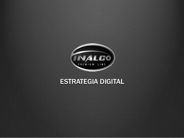 Estrategia Digital Inalco Premium