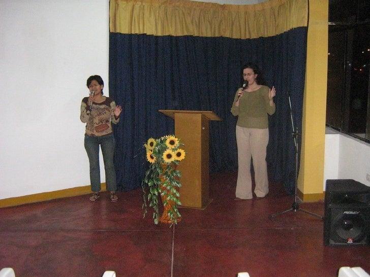 Inauguração do novo tempo da IPV Perú