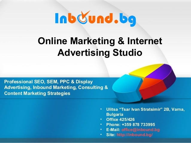 Inbound.bg Official Company Presentation