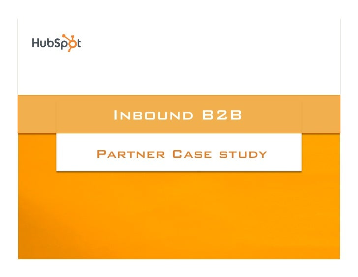 Partner B2B Inbound Targets Larger Companies with HubSpot