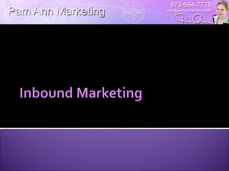 What is Inbound Marketing?