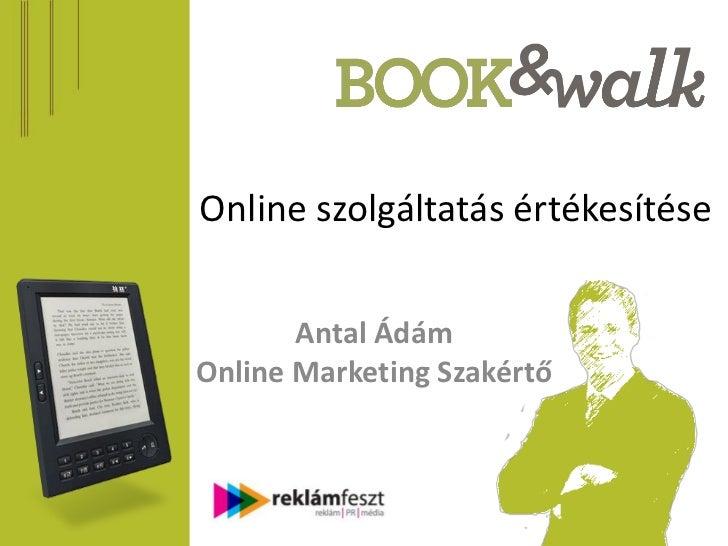 Kommunikációs kihívások e-könyvek értékesítésében