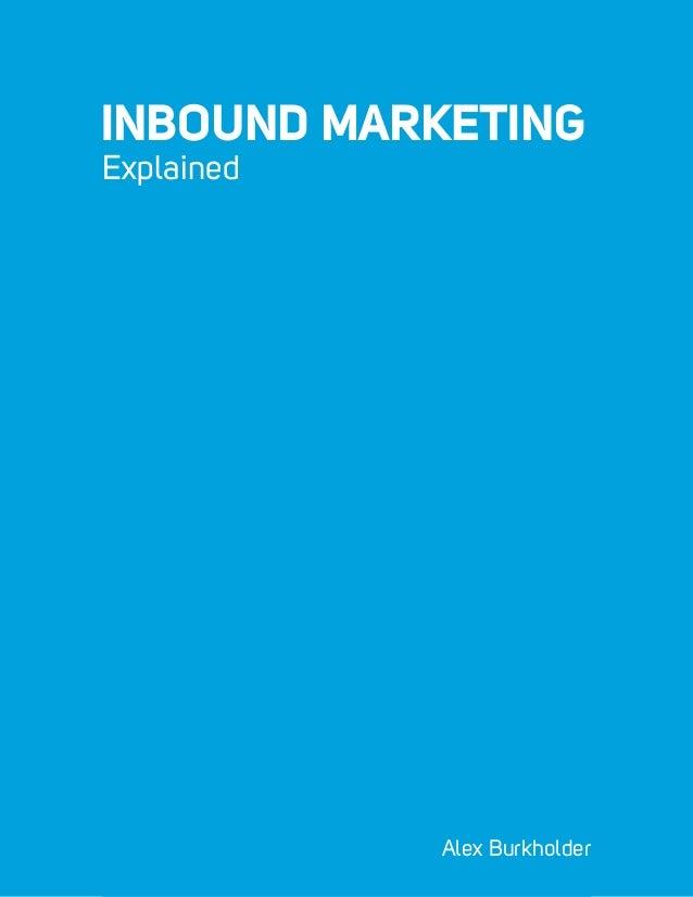 Inbound Marketing Explained
