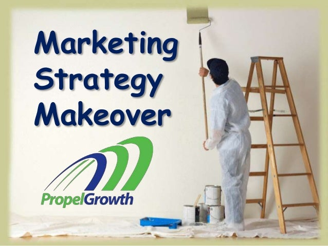 Marketing Strategy Makeover