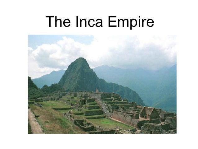 Inca powerpoint presentation 26