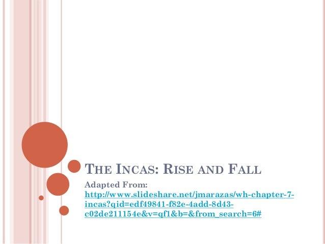 Incas overview
