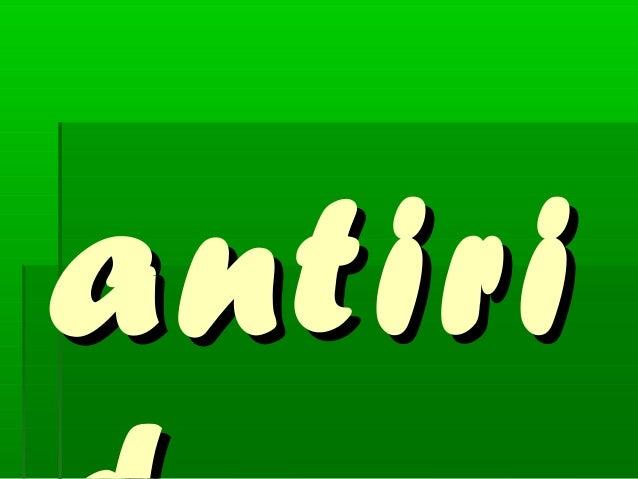 antiriantiri