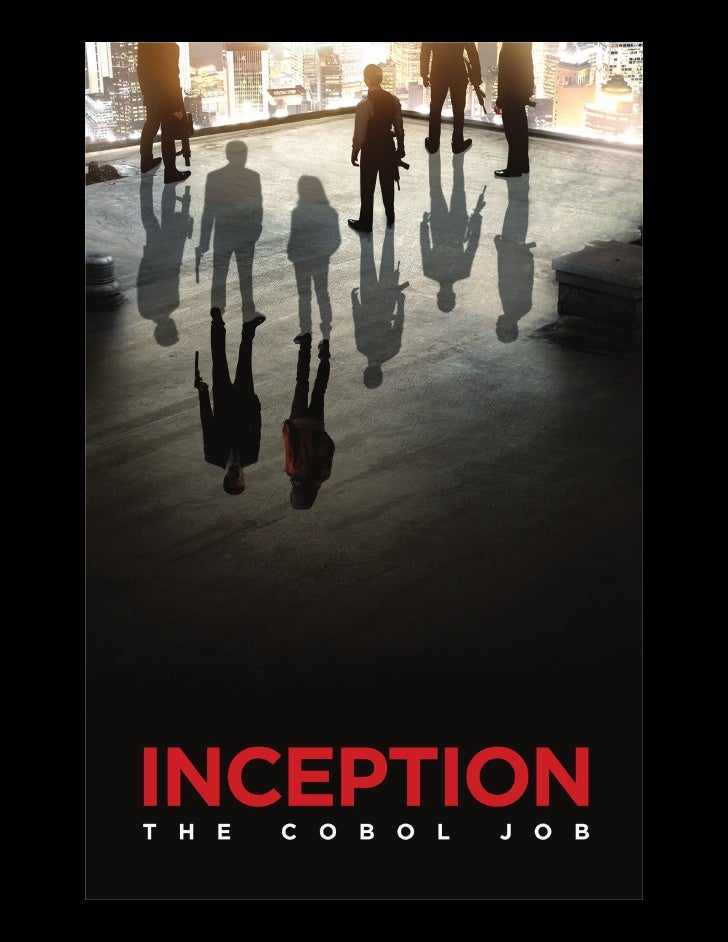 Inception comic
