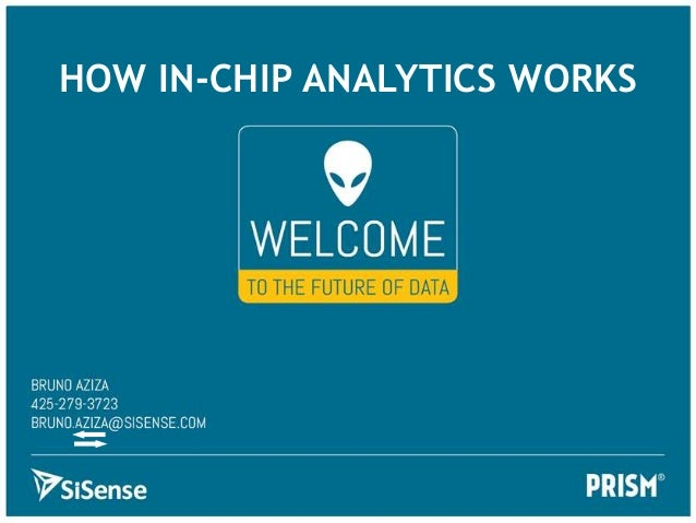 HOW IN-CHIP ANALYTICS WORKS