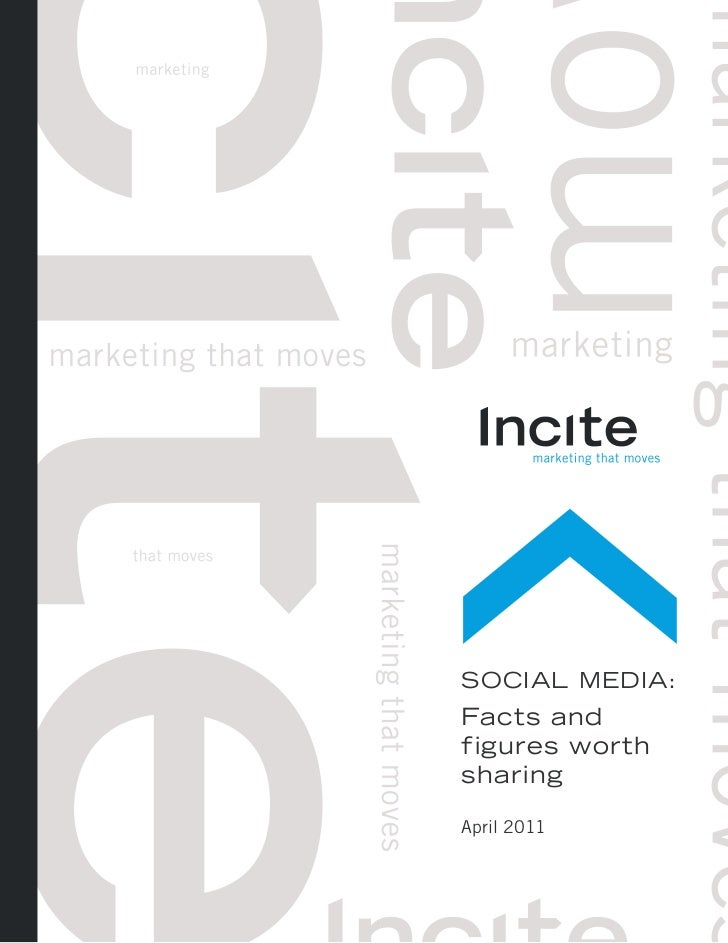 Incite social media-facts and figures worth sharing(110525)