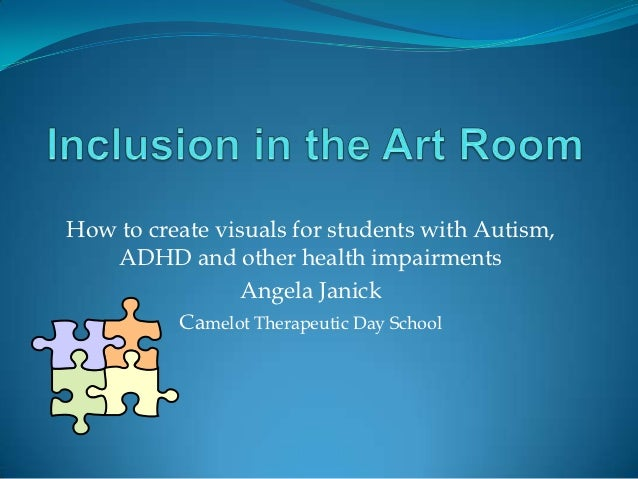Inclusion in the Art Room