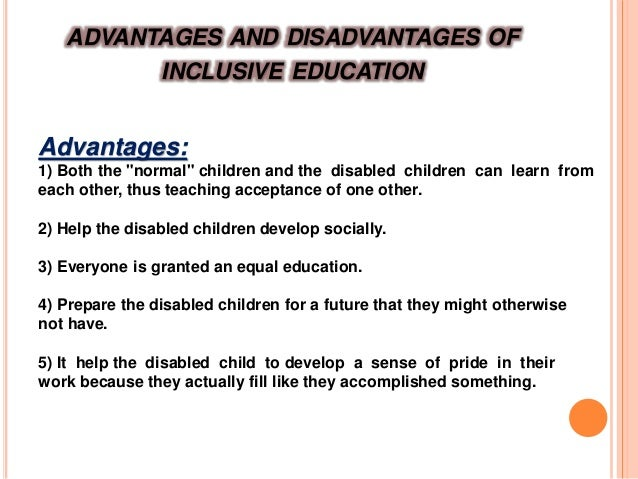 essays on inclusion classroom Title length color rating : inclusion of students with disabilities - schools in today's society are rapidly changing and growing striving to implement the best practices in their schools.