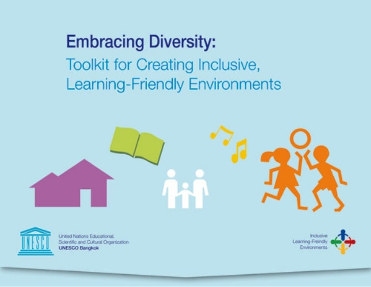 Inclusive learning classroom